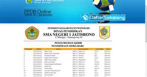 tutorial website php indonesia download source code sistem informasi penerimaan siswa