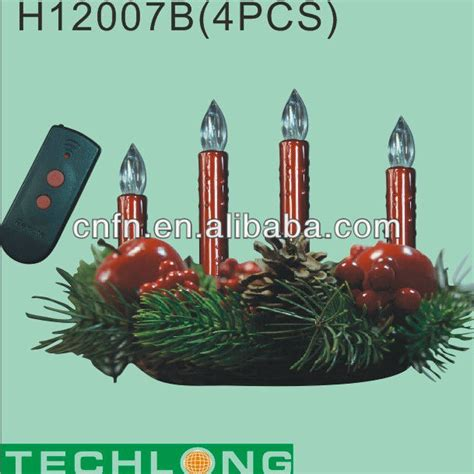 tree candle lights electric infrared tree electric led remote