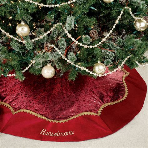 christmas tree skirt crochet patterns free