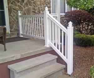 Vinyl Handrail Railing And Decking Poly Enterprises
