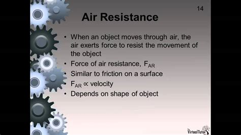 what is the meaning of resistance of a resistor air resistance definition