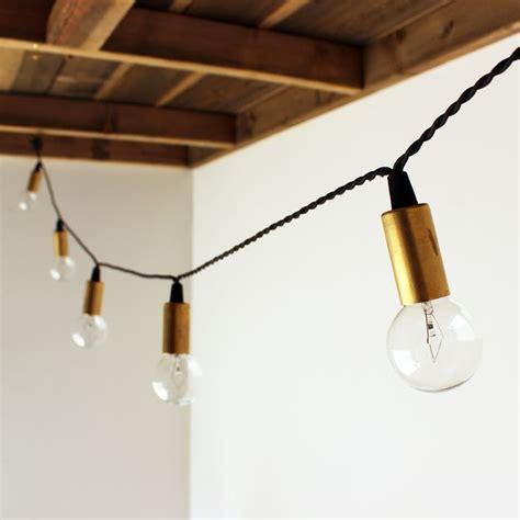 string lights living room poshhome info