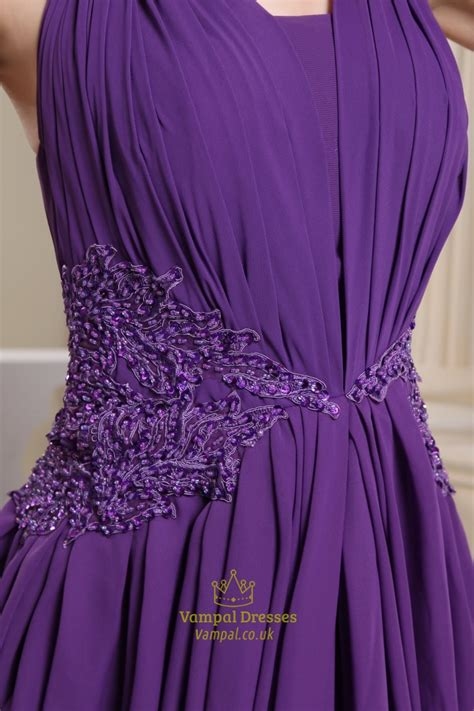 Dress Maxi Purple Elegan purple halter neck maxi dress with purple prom dresses 2016 uk val dresses