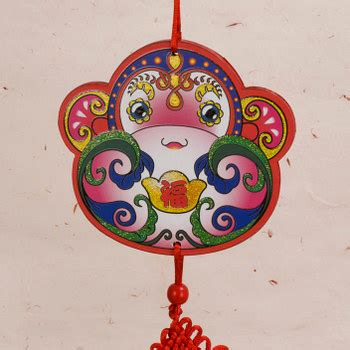 new year monkey decorations year of monkey wall hanging decoration medium arts