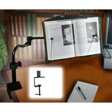 book holder for desk levo desk bookholder deluxe book stand