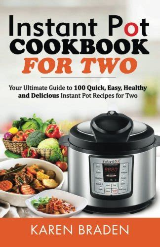 instant pot cookbook 100 healthy recipes that are easy delicious and books my recipe journal blank cookbook 7 x 10 111 pages