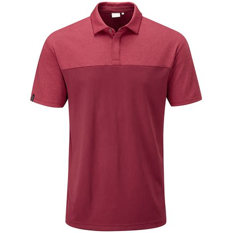 Polo Ping ping newman polo shirt golf