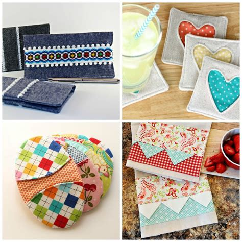 sewing crafts for gifts sew simple 12 fantastic diy sewing gift ideas this