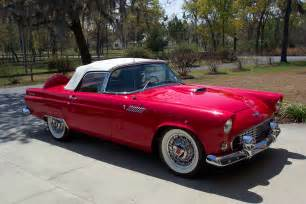1956 Ford Thunderbird 1956 Ford Thunderbird Information And Photos Momentcar