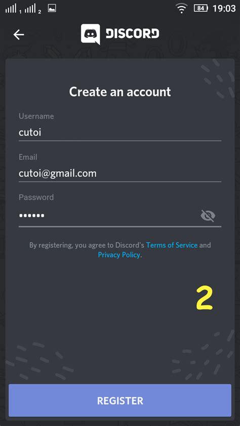 discord register huy nguyen hướng dẫn sử dụng discord cho người mới bắt đầu