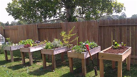 garden ideas raised vegetable planters youtube