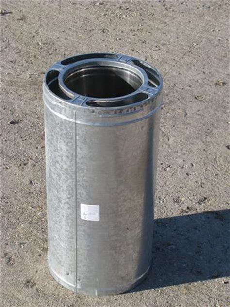 Chiminea Pipe Duravent Dura Plus Insulated Chimney Pipe For Wood