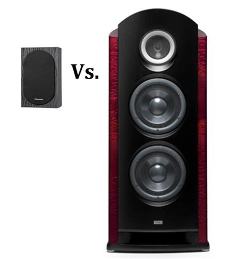 designer speakers can the designer of an 80 000 speaker also make a great