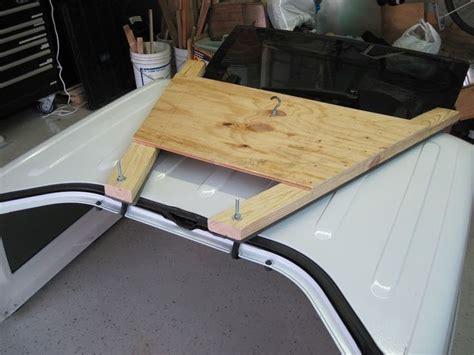 wood panel jeep wrangler homemade hardtop lift and dolly jeep wrangler forum