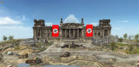 New Paint by Reichstag Image History Of Ww2 Mod For Men Of War Mod Db