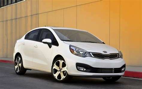 kia cars most wanted cars kia rio
