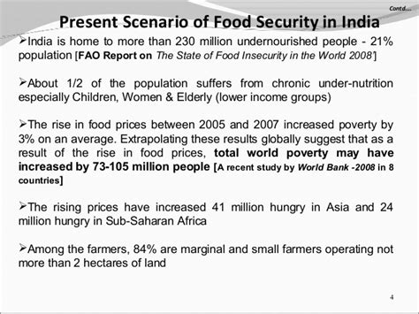 thesis on food security essay on food security in india food security essay