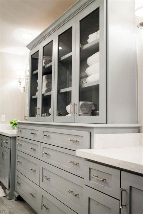 1000 ideas about grey bathroom cabinets on gray bathrooms bathroom cabinets and