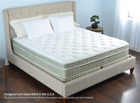 sleep number bed i8 13 quot personal comfort a8 bed vs sleep number bed i8 cal