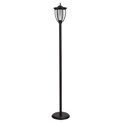 Sunergy Solar L Post With Planter Base by Sunergy 50400099 Kennwicke Black Solar L Post Ebay