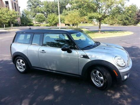 automotive repair manual 2008 mini clubman auto manual find used mini cooper clubman 2008 6 sp manual xenons premium pkg cold weather pkg in
