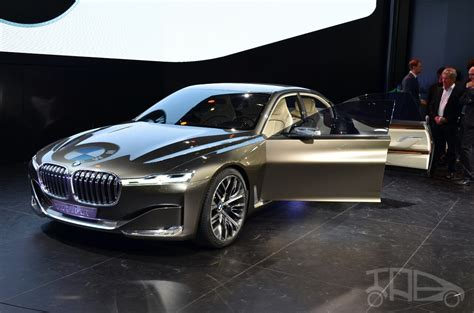 luxury bmw 7 series 2016 bmw 7 series engine details emerge