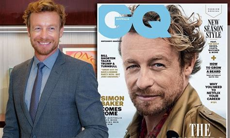 Simon Weighs In On Britneys Trip To Rehab simon baker weighs on the me movement daily mail