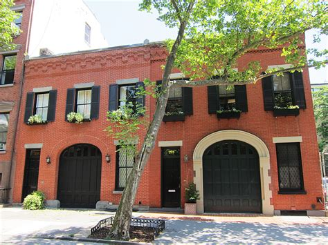 brooklyn house carriage houses at 291 and 293 hicks street in brooklyn