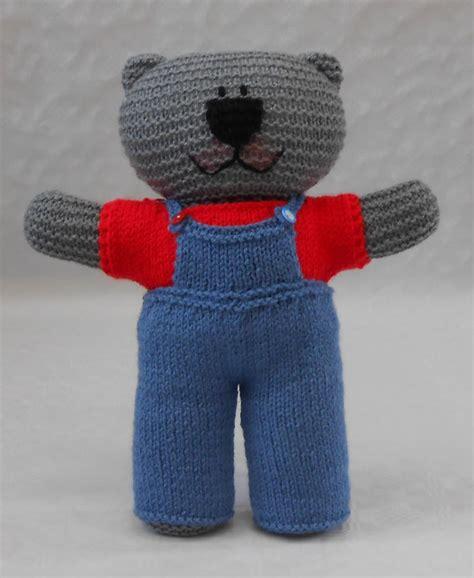 pattern teddy bear clothes knit boy teddy bear clothes pdf knitting pattern for