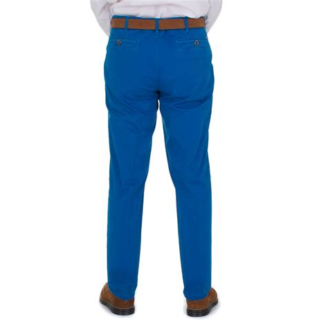 Electric Blue New meyer new york chinos electric blue meyer from charles