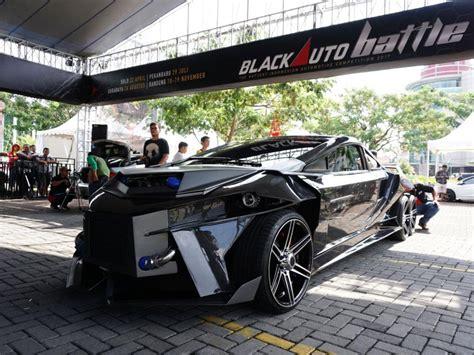 Modification Mobil Up by Modified Chevrolet Spark Quot Scorpion Quot Rajai