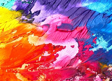 wallpaper colorful paint free photo abstract art background paint free image