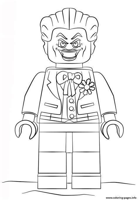 lego batman coloring coloring pages