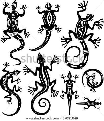 southwest tattoo designs 10 best ideas about lizard craft on desert