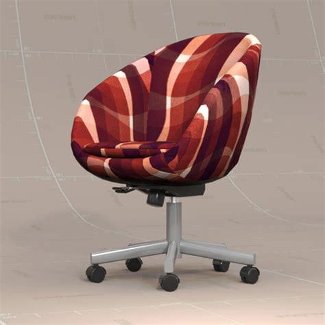 Skruvsta Chair by Skruvsta Swivel Chair 3d Model Formfonts 3d Models