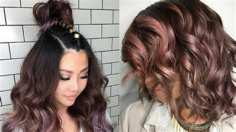 2018 hair trends hair colors for summer 2018 hairsstyles co