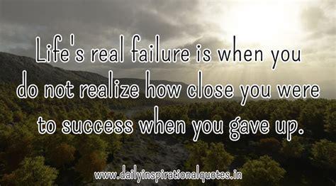 quotes  life failure quotesgram