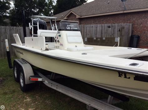 2007 used sterling powerboats 200xs flats fishing boat for - Used Sterling Flats Boats For Sale