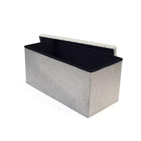 Banc Tissu by Coffre Rangement Banc Tissu