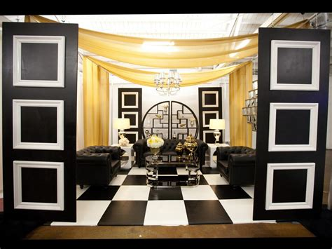 hollywood regency decor how to host a memorable awards show party diy network