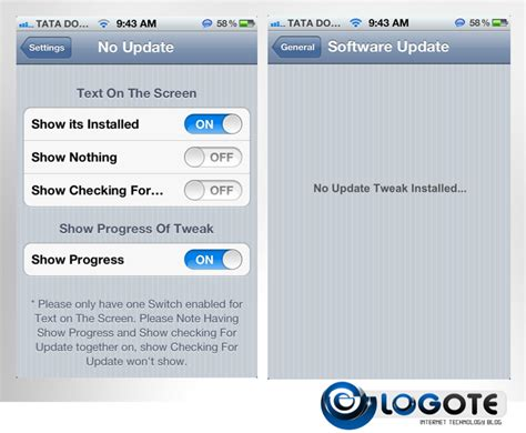 how to update my iphone stop ios 6 ota software update on iphone 4s 4 ipod touch jailbreak
