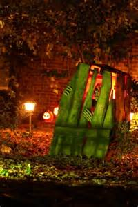 Home Made Halloween Decoration Ideas 50 Best Diy Halloween Outdoor Decorations For 2017