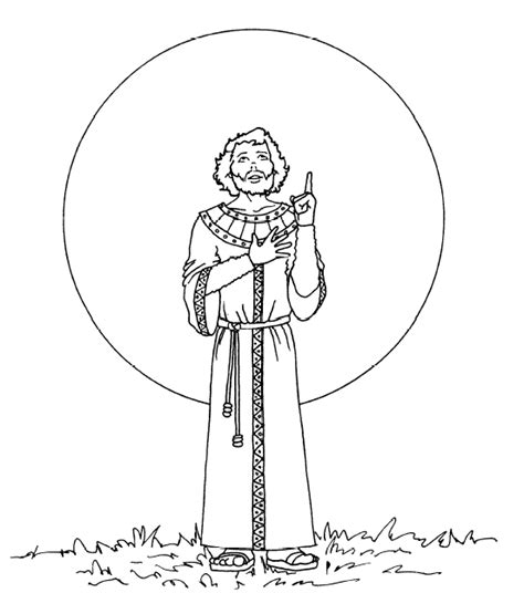 the greatest commandment coloring page