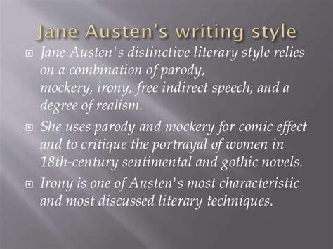 biography of jane austen summary jane austen