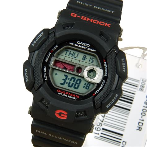 Casio G Shock G9100 1dr g 9100 1dr g9100 1 casio g shock gulfman