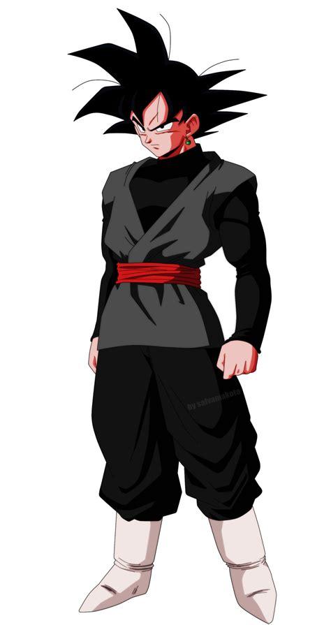 black goku black goku by salvamakoto on deviantart