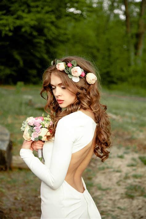 Vintage Hochzeitsfrisur by 55 Brautfrisuren Stilvolle Haarstyling Ideen F 252 R Lange Haare