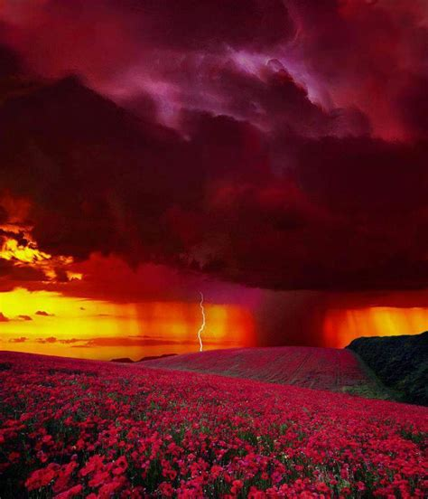 beautiful amazing world beautiful world sunset lightning
