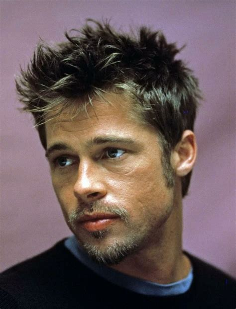 tyler durden hairstyle tyler durden fight club pinterest tyler durden