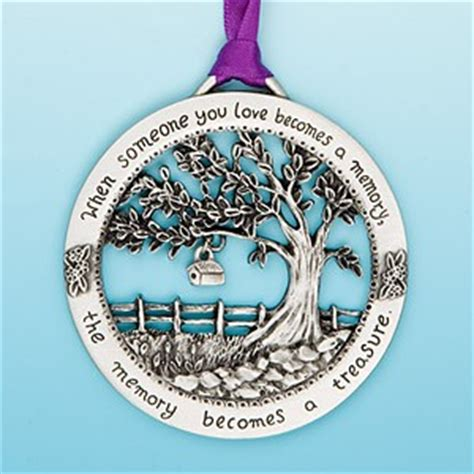 Ornaments To Remember Loved Ones - memorial ornaments